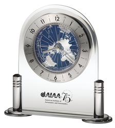 Howard Miller Discoverer tabletop clock