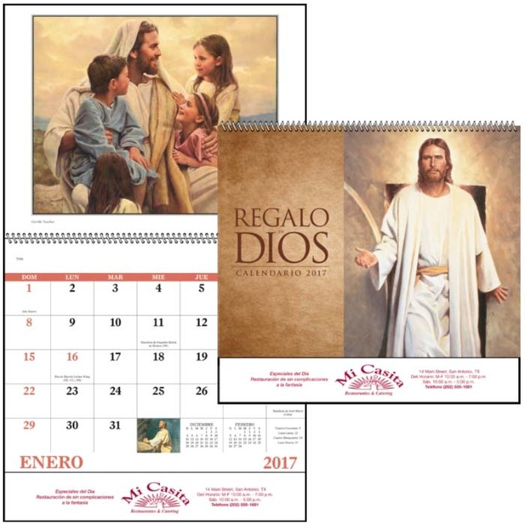 Regalo de Dios w/Funeral Pre-Planning Form Spanish