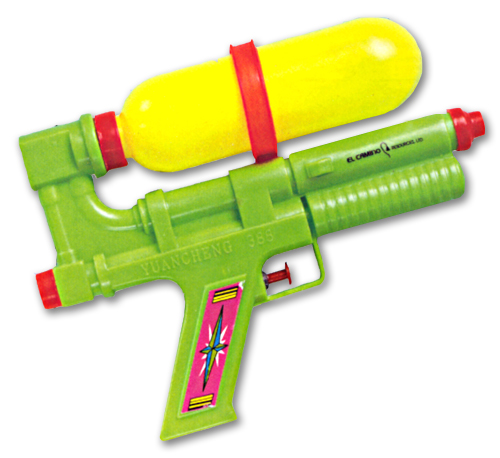 Large Tanker Watergun