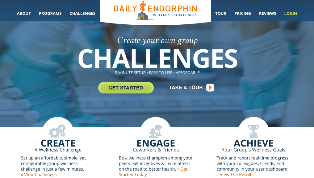 Daily Endorphin Web Page.png