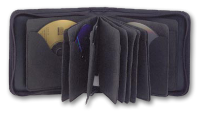 CD Holder (holds up to 12 cds)
