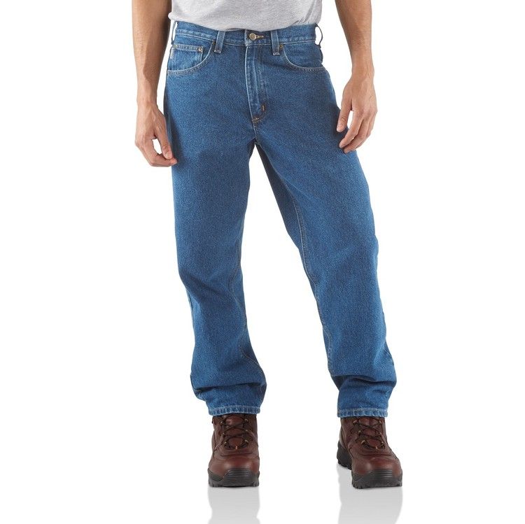 Relaxed-Fit Jean