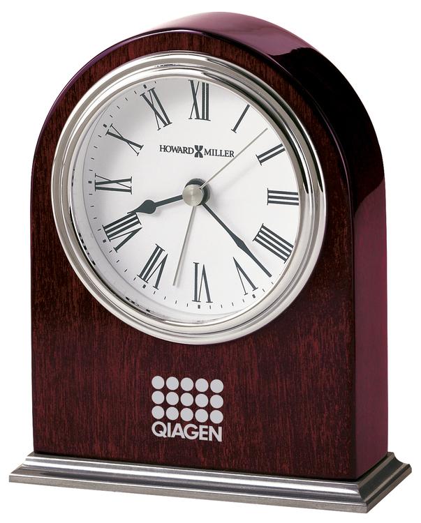 Howard Miller Walker tabletop clock