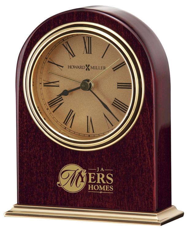 Howard Miller Parnell tabletop clock