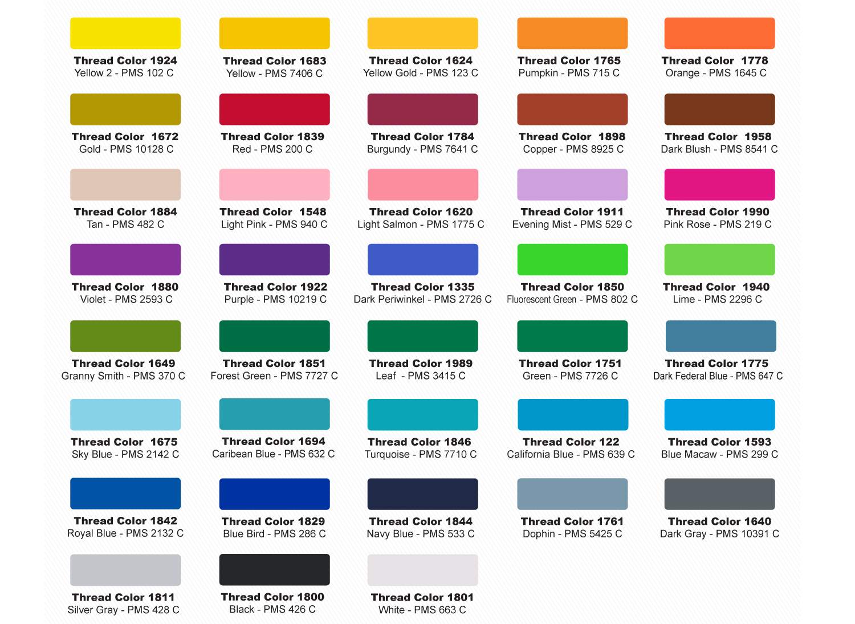 Embroidery thread colors fairdeal fiel makaroka embroidery thread colors fairdeal fiel nvjuhfo Images