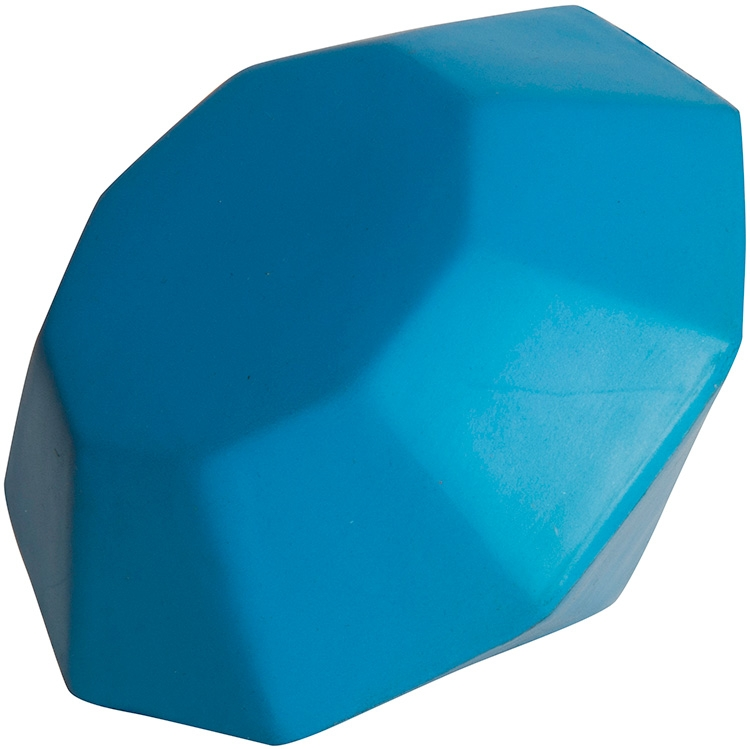 Blue Gemstone Squeezies Stress Reliever