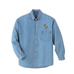 Men's Denim Shirt - Denim Shirt