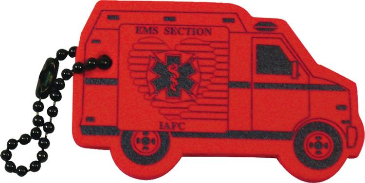 AmbulanceKey Tag
