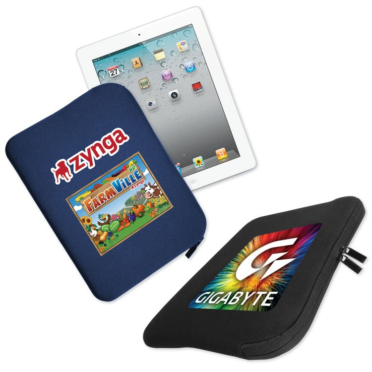 Brand Gear™ Neoprene iPad Sleeve