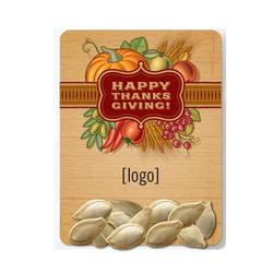 Thanksgiving - Pumpkin Seed Packets (SPAC-6-TKG)