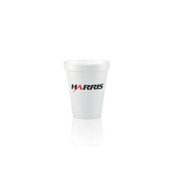 10 oz Foam Cup - White - Tradition
