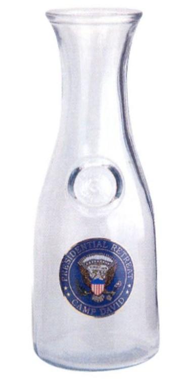Glass Decanter / Carafe, 1 Liter