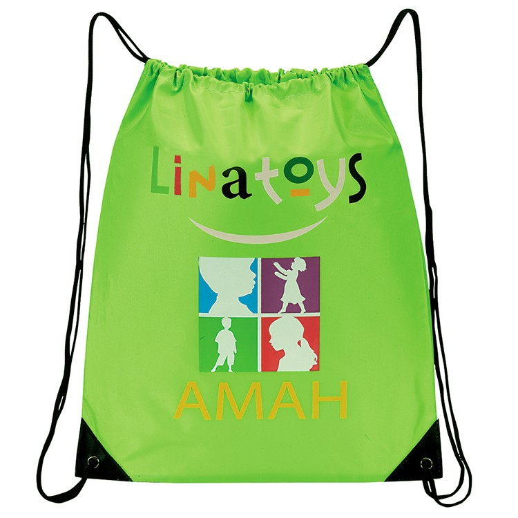Brighten All-Purpose Drawstring Bag