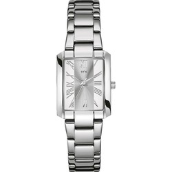 TFX by Bulova Women's Silver Bracelet Watch