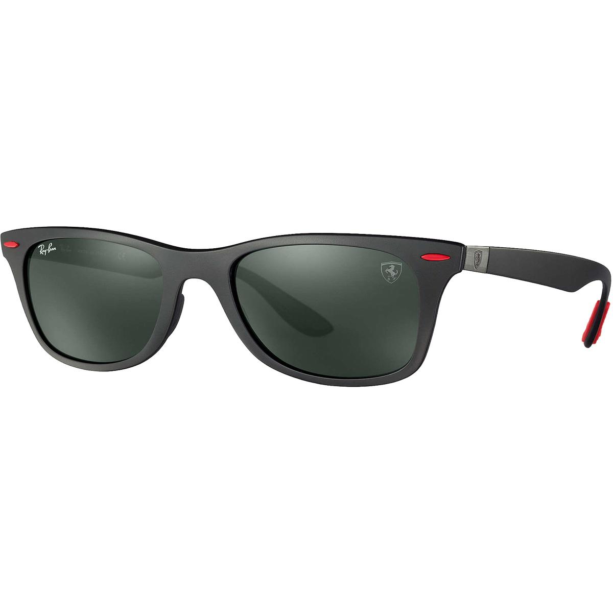 a411d7ea4556 Ray-Ban RM4195M Scuderia Ferrari Collection - Black Green Classic   0RB4195MF602715220