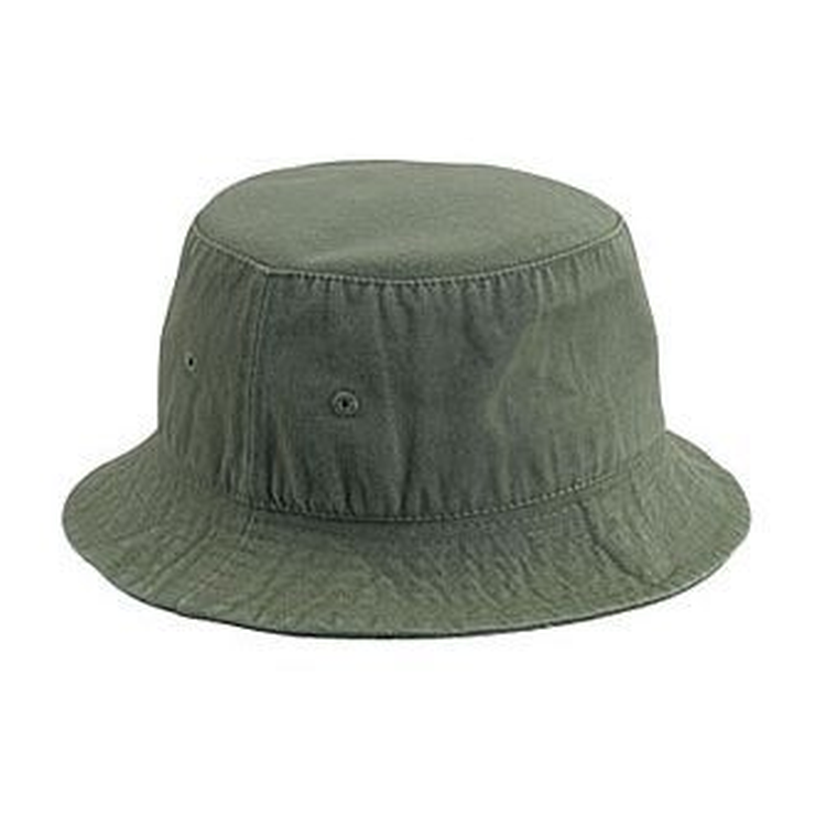 c0f9fd119a7 OTTO Garment Washed Cotton Twill Bucket Hat  16-096 16-096