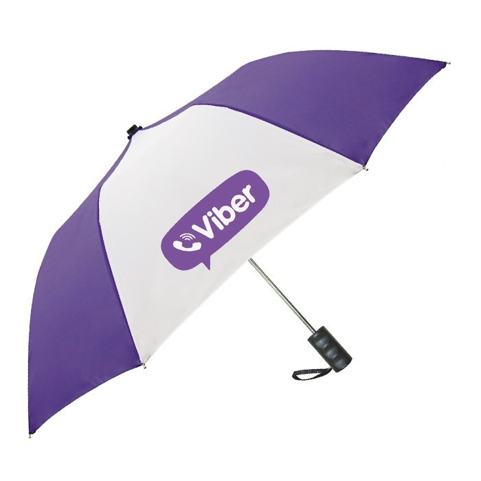 42 Inch Auto Open Folding Umbrella SALE $6.29 Each Until September 30, 2017 | 30 Colors Available