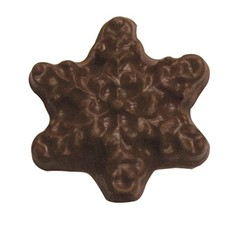 CHOCOLATE SNOW FLAKE