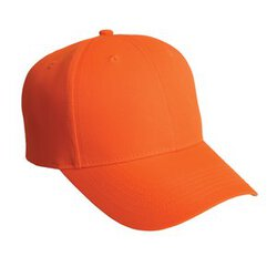 Port Authority - Solid Safety Cap.