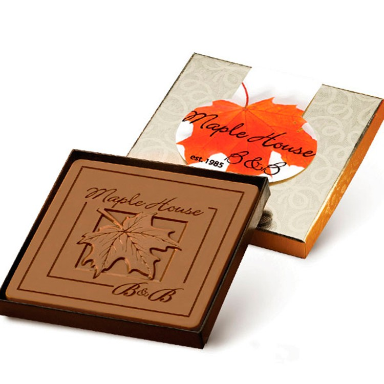 4x 4 Chocolate with Gift Lid