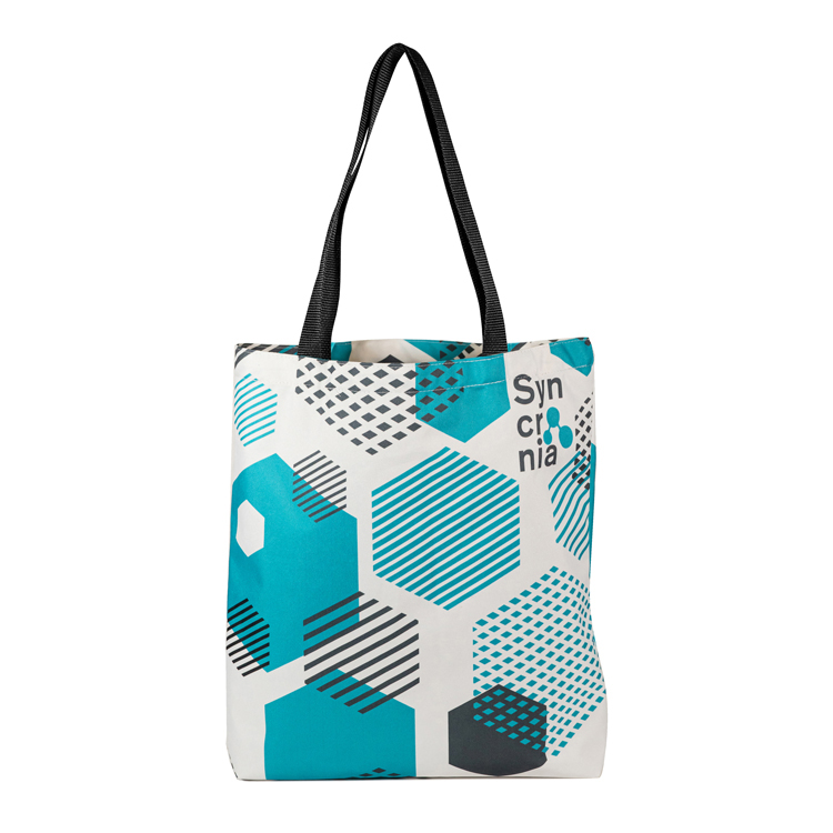 Bottom Gusset Tote Full Color-Sewn in the USA