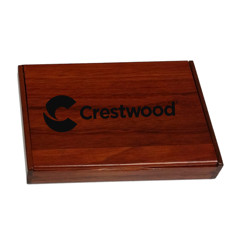Rosewood Business Cardcase