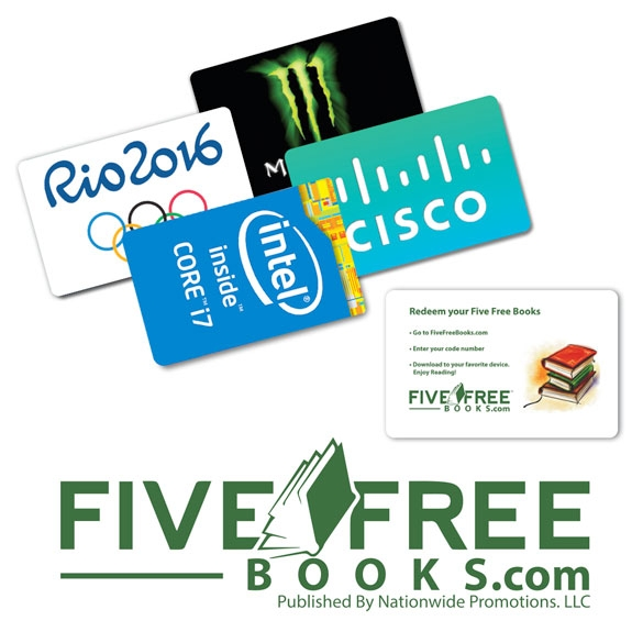 Five Free Books