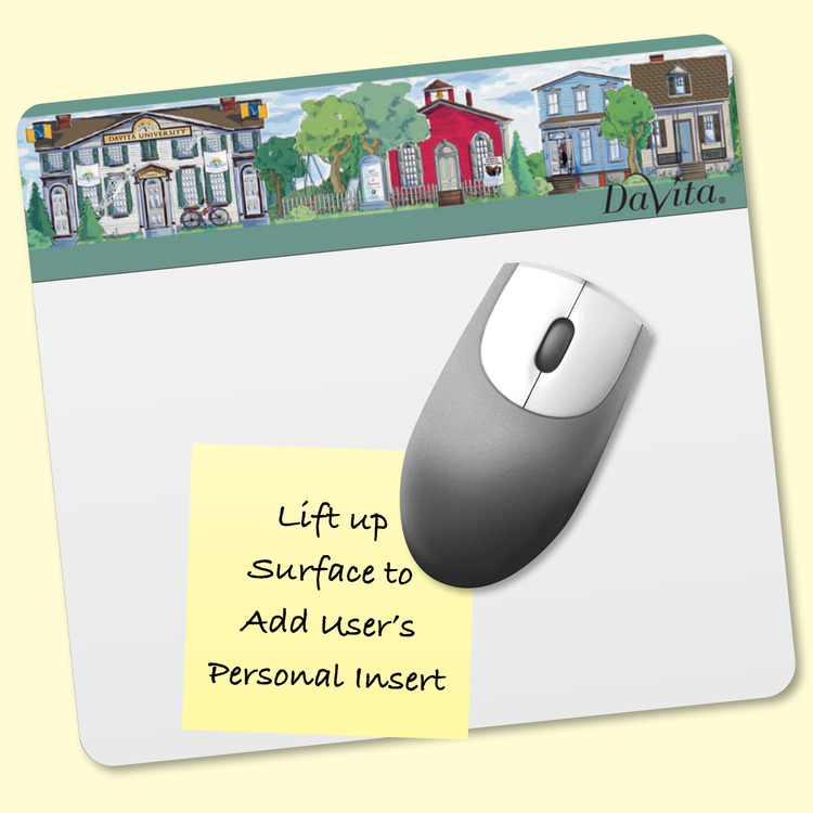 Frame-It Lift® 7.5x8x1/16 DuraTec®-Lift-Top Mouse Pad
