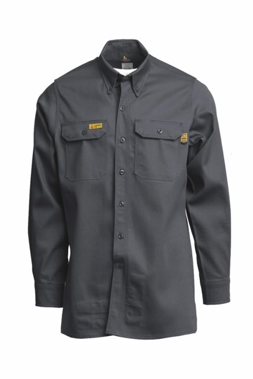 6oz. FR Uniform Shirts   88/12 Blend