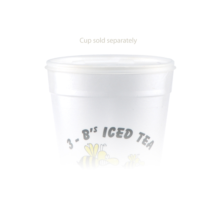 32 oz Straw Slot Lid - Frosted