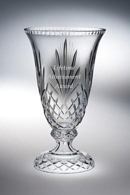 Raleigh Trumpet Vase