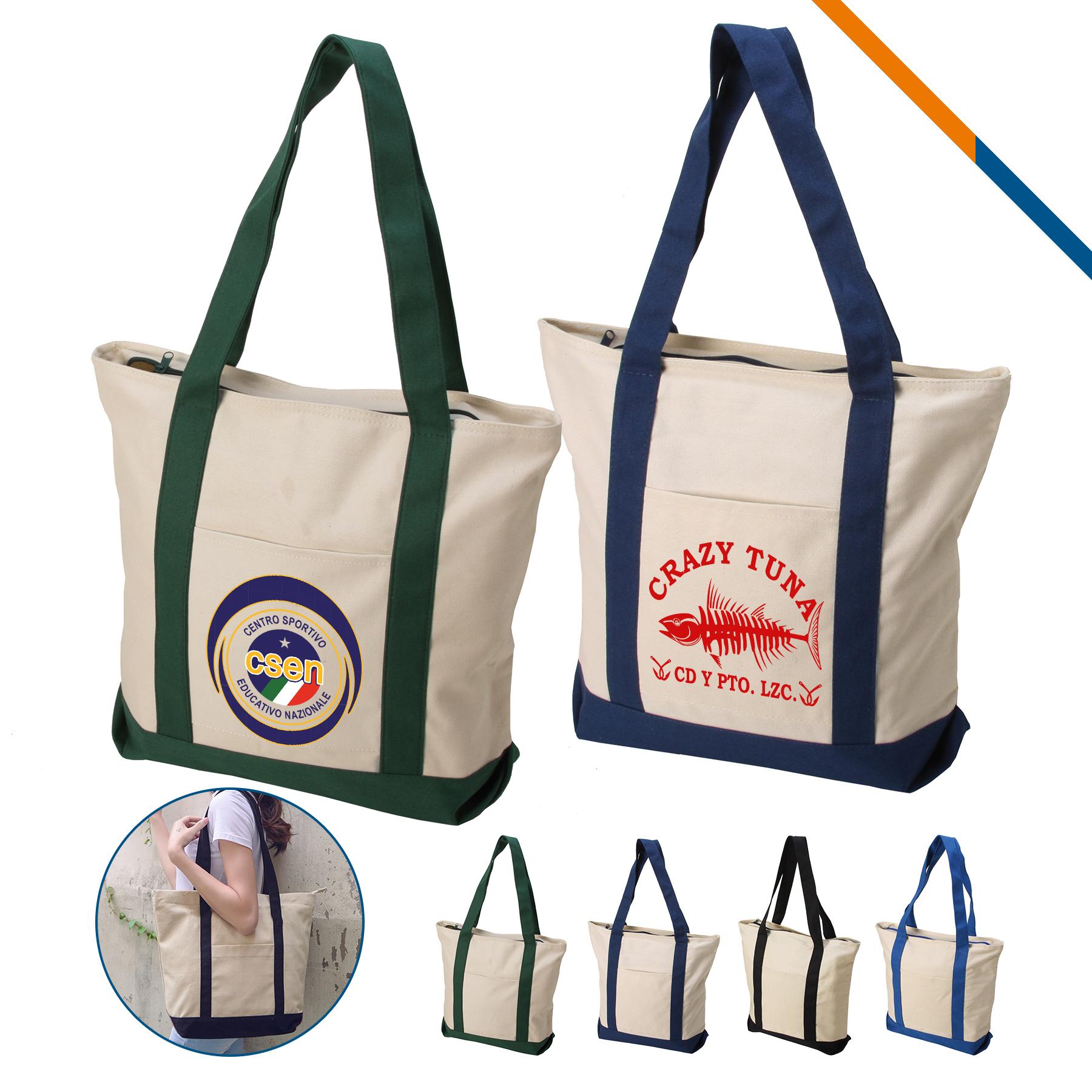 Eco Cotton Shopping Bag