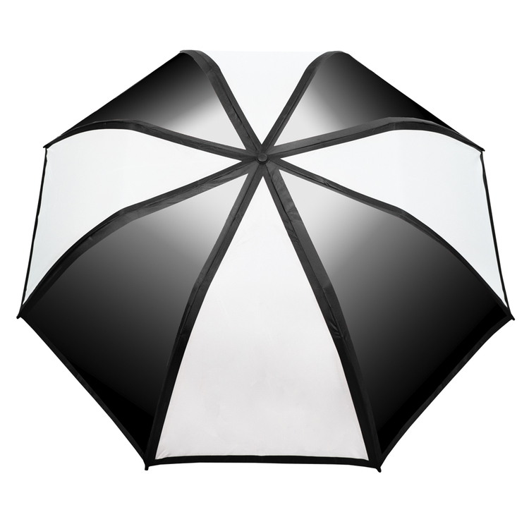 58 Inch Folding Auto Open Gradient Color Umbrella CLOSEOUT DEAL