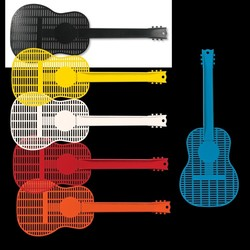 Large Guitar Fly Swatter