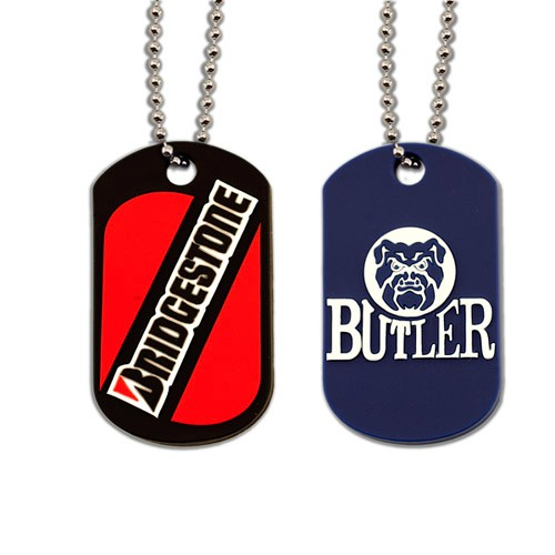 SpectraFlex Non-Toxic PVC Dog Tags with 2D Molded Imprint