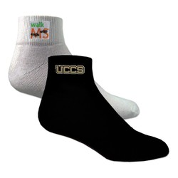 LogoSox-1751 - 1/4 Top Footie