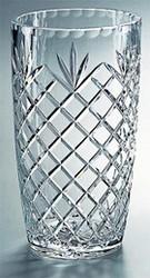 Montoya Award Vase-Lead Crystal