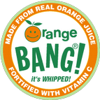 Orange Bang Drink