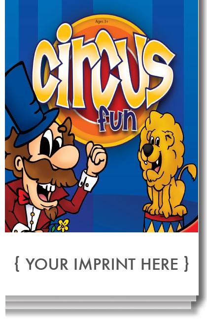 ACTIVITY PAD - Circus Fun Activity Pad
