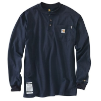 Carhartt 100237 Flame Resistant Long Sleeve Force Henley