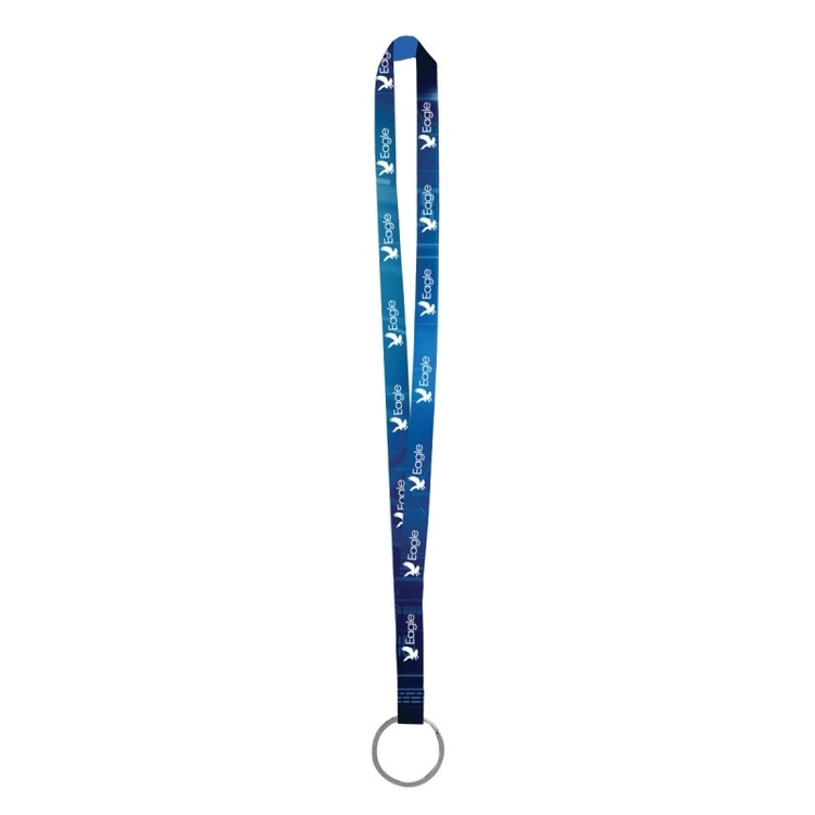 Dye Sublimation Import Lanyard