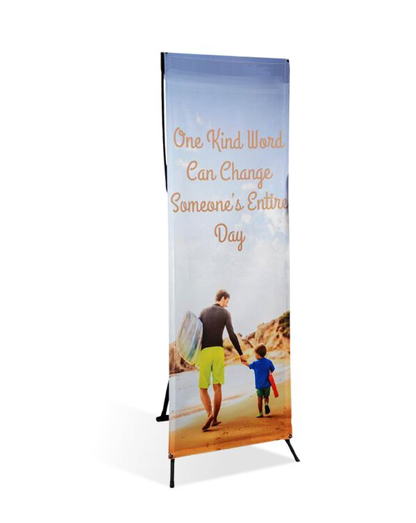 X Banner Stand (24