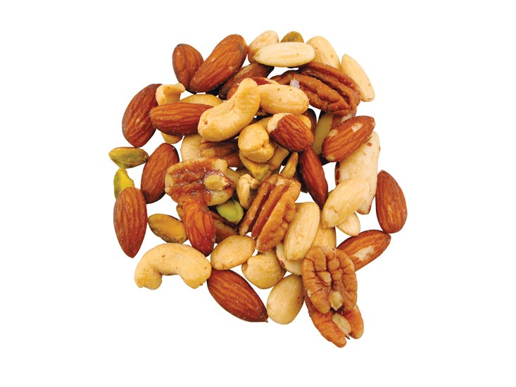 2 oz Deluxe Mixed Nuts
