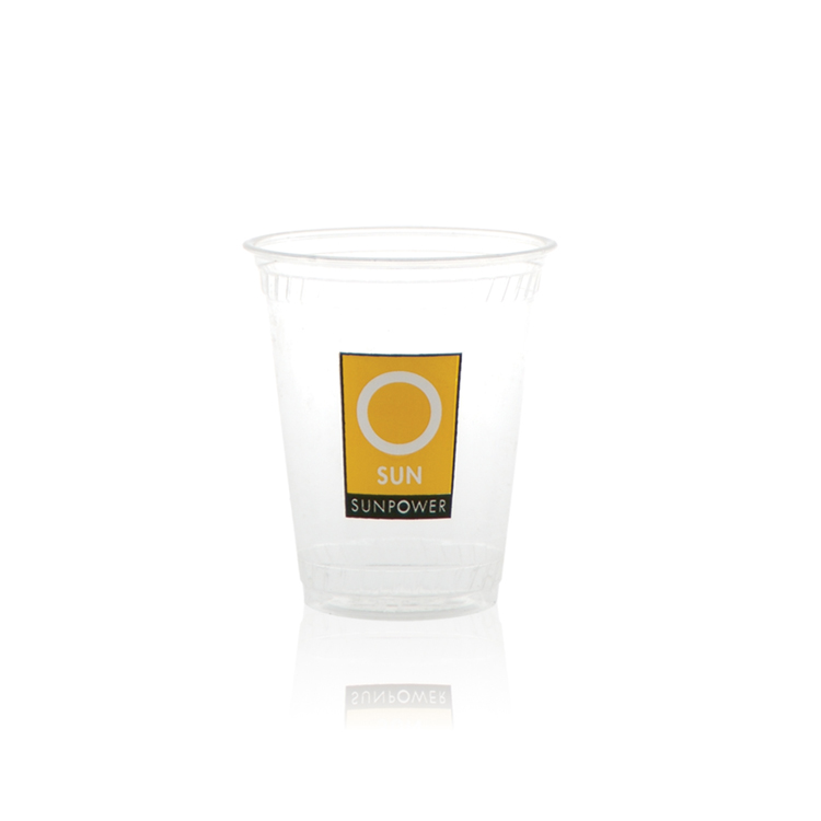 7 oz Clear Greenware® Cup -Tradition