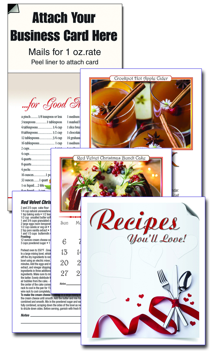 RCP508 – Recipes You'll Love