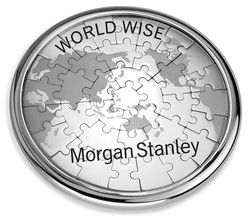 World Map Magnetic Coaster Puzzle