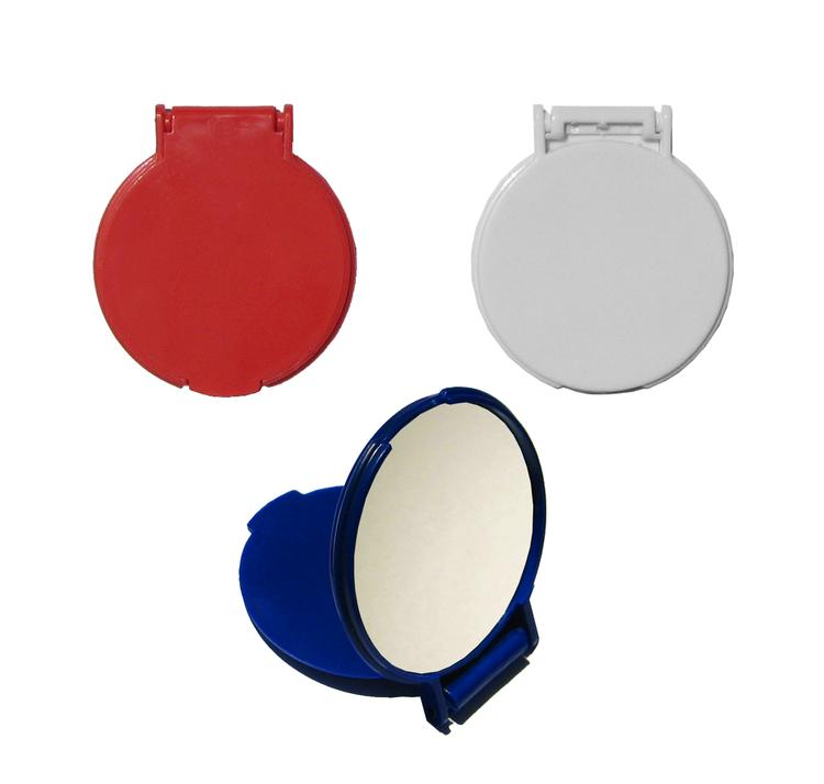 MIRROR - ROUND COMPACT