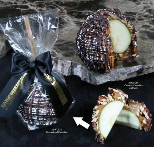 Gourmet Chocolate Caramel Apple