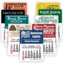 Peel-N-Stick&#8482 Calendars