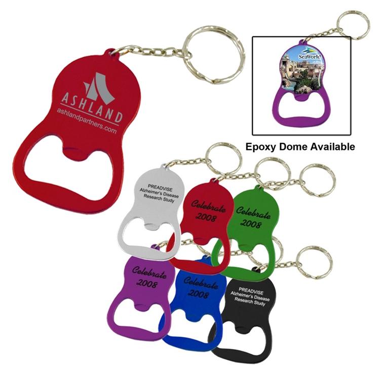 Calabash Bottle Opener W/Key Chain (Keychain, Key Chains)
